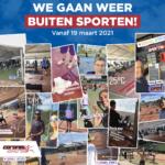 Buiten sporten | Coronel Sports Huizen